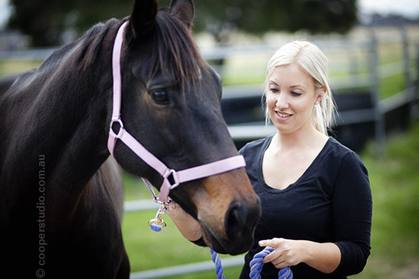 Horse photography in Perth