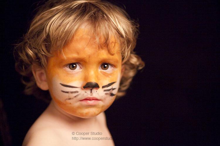 Cute kids portrait