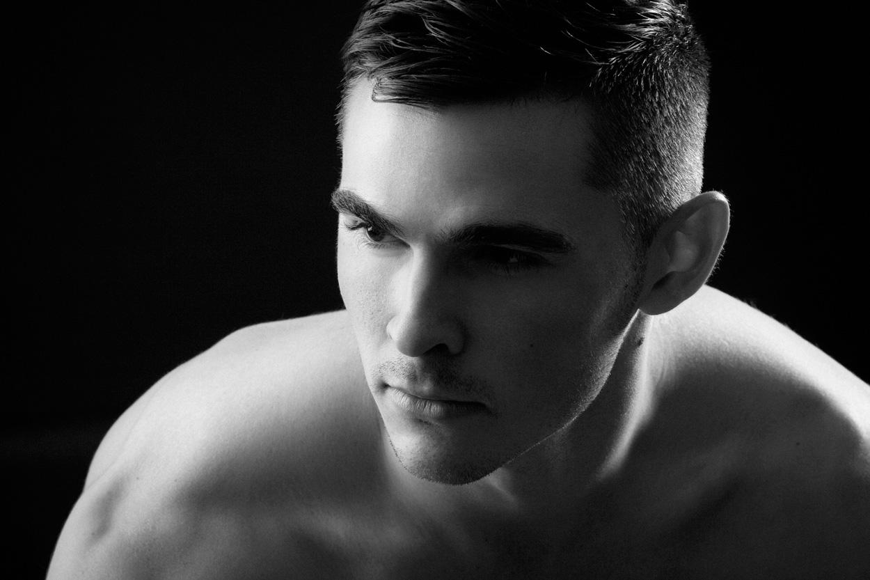Male portraits